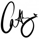 Cathy Signature with bird