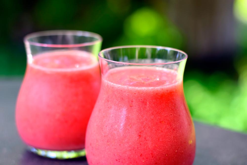 Strawberry Watermelon Summer Slush Recipe — Dishmaps