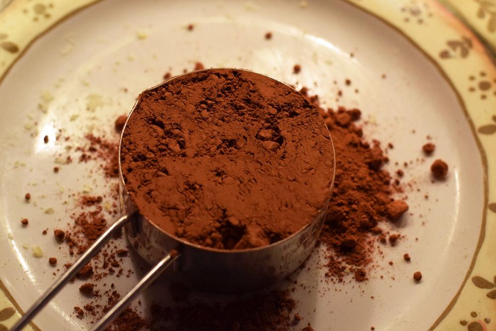 chocolate-powder