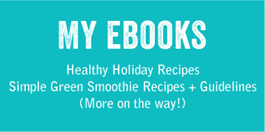 Healthy Recipes eBooks